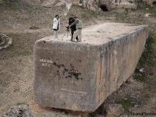 Баальбек в Ливане — «пример архитектурной гигантомании»