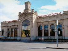 Варшавский вокзал Санкт-Петербург