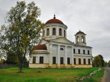 Церковь Зосимы и Савватия Каргополь