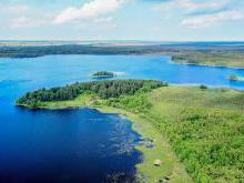 Браславские озера - главное сокровище Национального парка