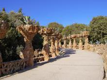 Парк Гуэль Барселона (Park Güel)