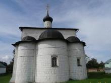 Церковь Бориса и Глеба Кидекша