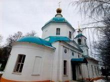 Благовещенский храм в Братовщине
