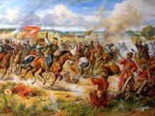 Битва под Мяделем — сражение Русско-польской войны 1654-1667 годов, состоявшаяся 8 февраля 1659 года
