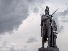 Памятник Суворову Санкт-Петербург
