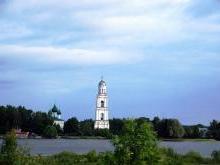 Рыбинск Пошехонье