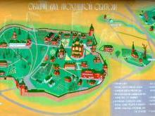 В Пюхтицком монастыре