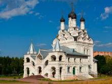 Тайнинская церковь Благовещения Пресвятой Богородицы Мытищи