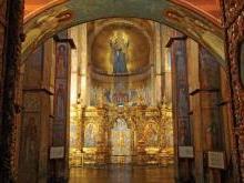 Мозаика «Мария-Оранта»