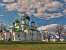 Феодоровский монастырь Переславль-Залесский