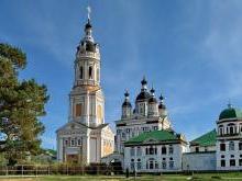 Троице-Сканов монастырь Пензенская область