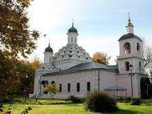Храм Живоначальной Троицы в Хорошеве