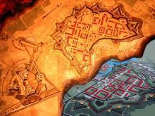 Бобруйская крепость на карте план Бобруйской крепости строительство укреплений