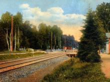 Троицкая дорога история (Ярославская железная дорога)