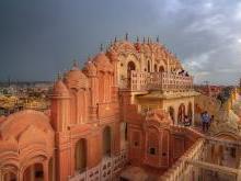 Хава-Махал - «дворец ветров» Джайпур