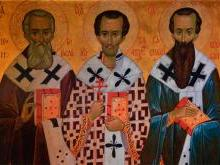 Собор вселенских учителей и святителей