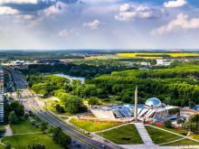 Мемориальный комплекс «Минск – город-герой»
