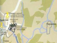 Возрождение Николо-Шартомского монастыря