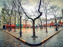 Площадь Тертр в Париже – французский Арбат