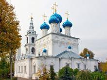 Никольский храм Пушкино