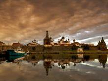 Преображенский Соловецкий монастырь