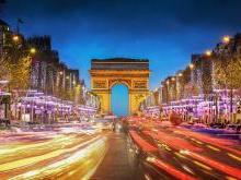 Большие бульвары в Париже