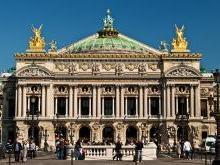 Театр Гранд-Опера в Париже – самый большой театр в Мире