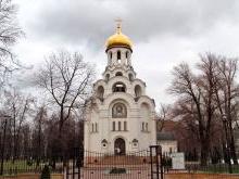 Храм Виктора-воина в Котельниках