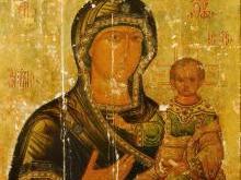 Икона Божией Матери Софийский собор Вологда