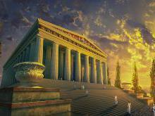 Новый храм Артемиды в Эфесе
