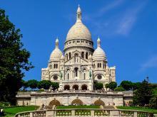 Базилика Сакре-Кер в Париже