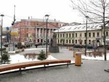 Площадь Разгуляй в Москве