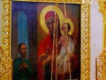Образ Божией Матери — «Нечаянная Радость»