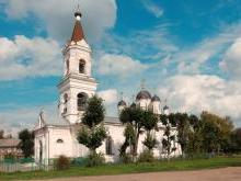 Троицкий храм Твери реконструкции