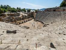 Амфитеатр в Мира Турция