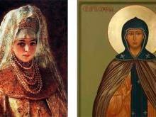 София Суздальская святая преподобная княгиня