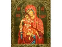 Киккская икона Божией Матери - «Милостивая»